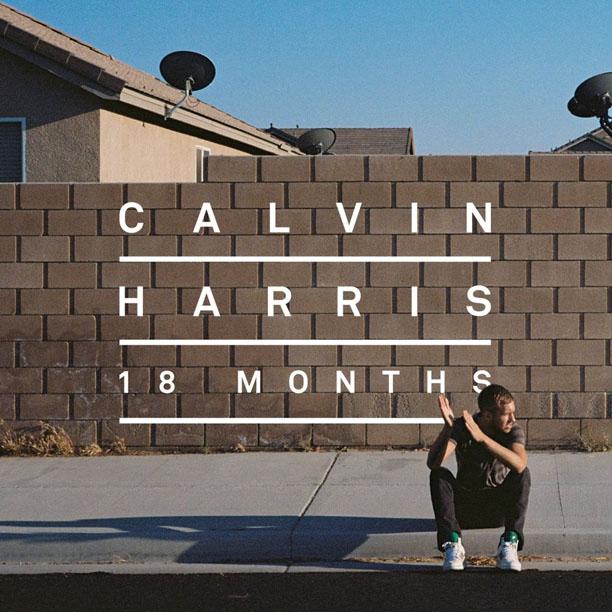 Calvin-Harris-18-Months-Album
