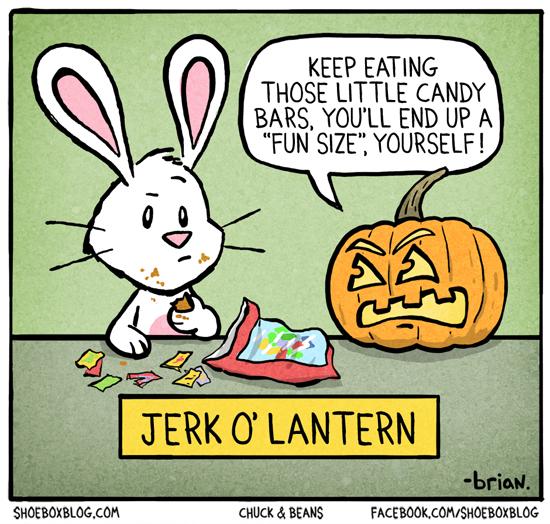 jerk-o-lantern