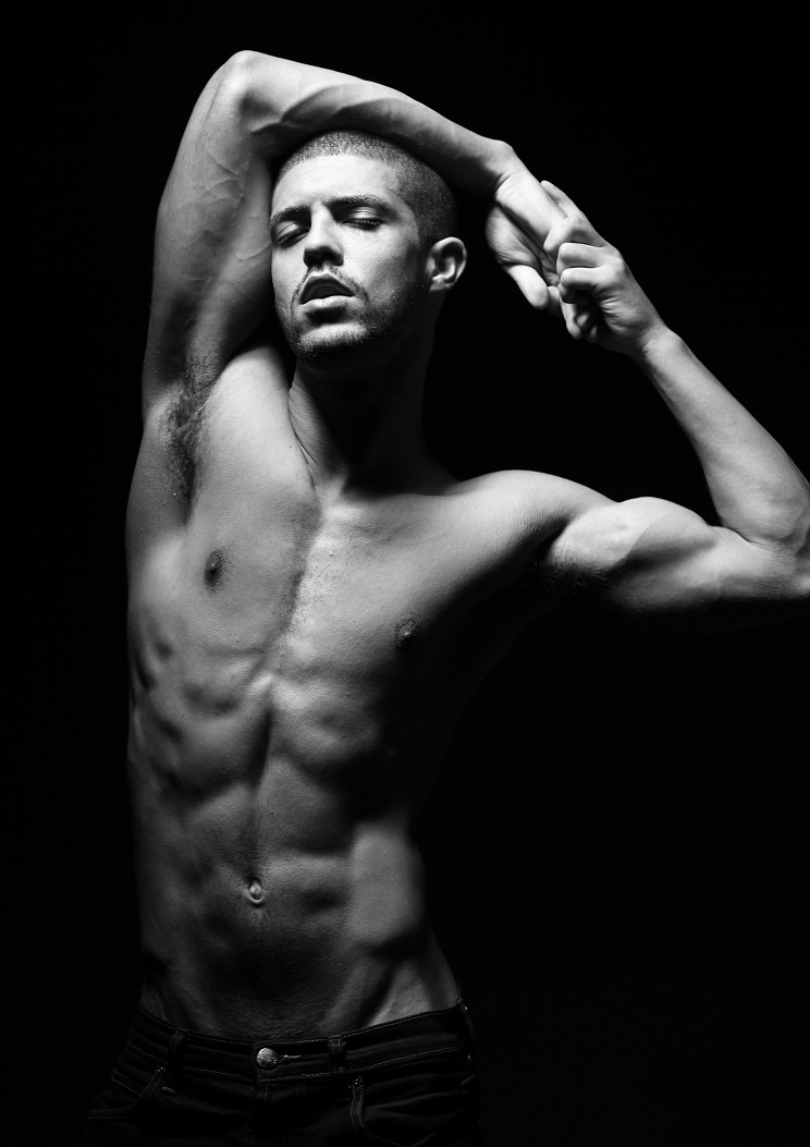 Picture About Male Model Gui Costa Captured by Kuandi1