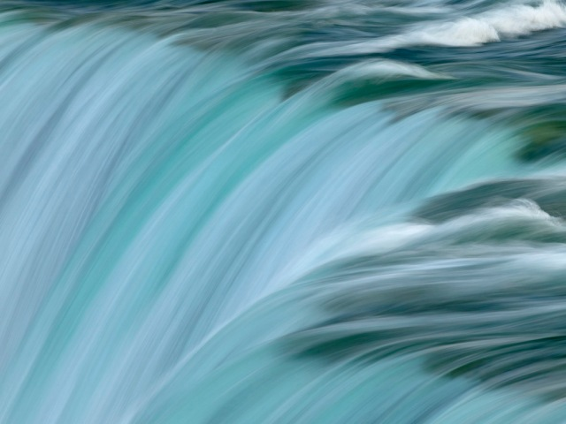Close-Up of Niagara Falls